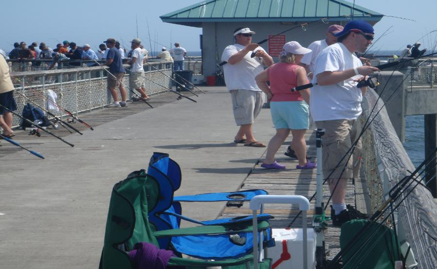 Public fishing piers in destin fl for Fishing piers in florida