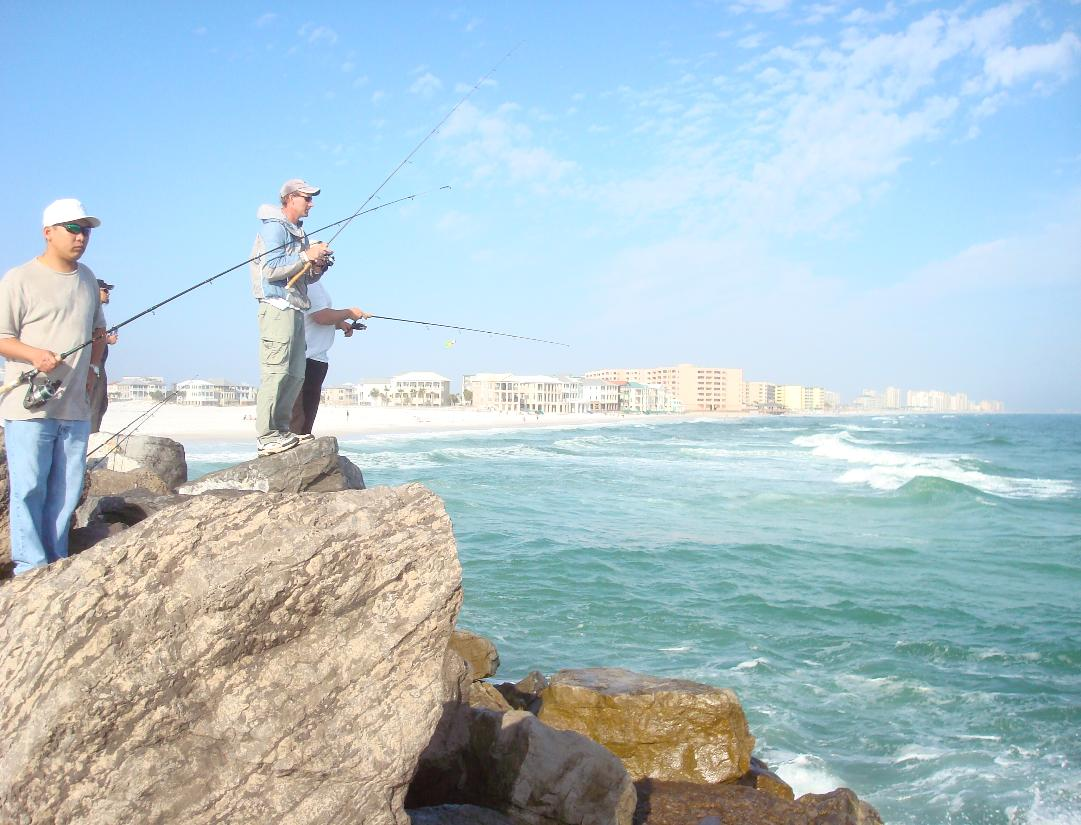 Fishing destin guide for catching pompano for Fishing destin fl