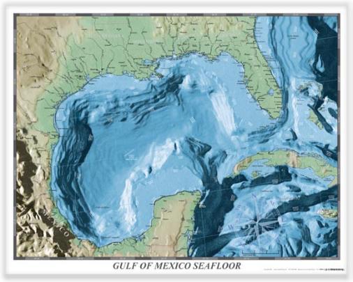 Destin FL GPS Fishing Numbers Coordinates Artificial Reefs